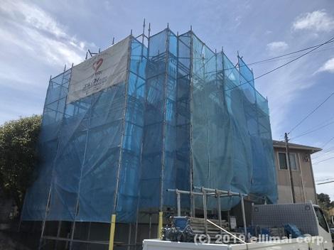 三島市塗装工事最安値!屋根・外壁・コーキング・防水工事
